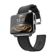 [직배송][추가금없음]LEMFO LEM4 Pro 2.2 inch Big Screen Game Android Smart Watch 3G 1GB + 16GB Large Memory Smartwatch with 1.3MP Camera Video Call
