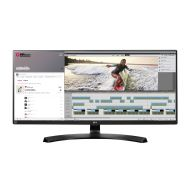 LG 34 UltraWide IPS LED Monitor (34UM88C-P Black)
