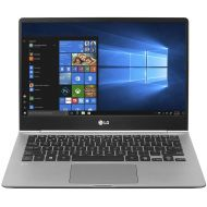 LG Electronics gram Thin and Light Laptop  13.3 Full HD IPS Touchscreen Display, Intel Core i7 (8th Gen), 8GB RAM, 256GB SSD, Back-lit Keyboard - Dark Silver  13Z980-A.AAS7U1
