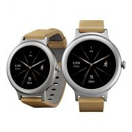 엘지 스타일 스마트워치 LG Watch Style W270 1.2-inches 4GB ROM Smart Watch - International Stock No Warranty (Silver)