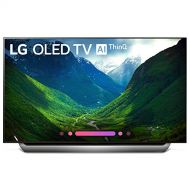 LG Series 8 OLED65C8AUA 65-Inch 4K Ultra HD Smart OLED TV (2018 Model)(Renewed)