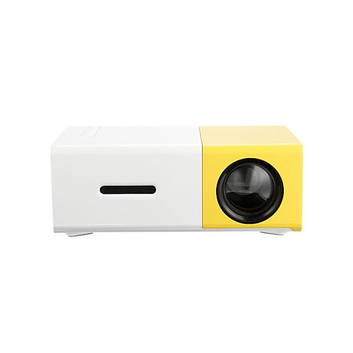 Lightinthebox LCD Mini Projector LED Projector 2000 lm Support SVGA (800x600) 20 inch Screen  HVGA (480x320)  ±15°