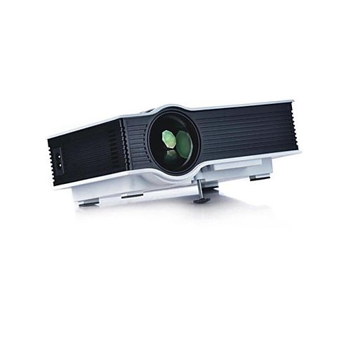 "Lightinthebox UNIC UC40 LCD Home Theater Projector LED Projector 800lm Support 1080P (1920x1080) 34-130"" Screen  WVGA (800x480)  ±15°"