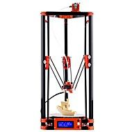 Lightinthebox Flsun-A2 DIY 3D Printer KIT Printing Size 180*180*300mm Auto Leveling Delta 3D Printer Heated Bed