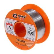 Lightinthebox 0.6/0.8/1/1.2/1.5MM 63/37 FLUX 2.0% 45FT Tin Lead Tin Wire Melt Rosin Core Solder Soldering Wire Roll