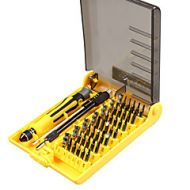 Lightinthebox 45 in 1 multi-function combination screwdriver mobile phone computer with precision repair and tear