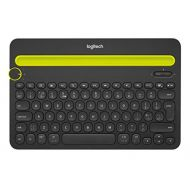 Logitech Bluetooth Multi-Device Keyboard K480  Black  works with Windows and Mac Computers, Android and iOS Tablets and Smartphones