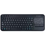 Logitech Wireless Touch Keyboard K400 with Built-In Multi-Touch Touchpad