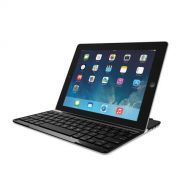 Logitech Ultrathin Aluminum Cover for iPad 2/3, w/Bluetooth Keyboard, Silver