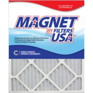 18x24x1 (17.5 x 23.5) Magnet by FiltersUSA 1-Inch Filter (MERV 6) 4 filter pack - One Years Supply