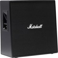 "Marshall},description:Designed to be used with the Marshall CODE100H head, the CODE 412 is a 100 Watt, 4 x 12"" angled cab, loaded with custom speakers."