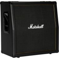 Marshall},description:The Marshall MG Series MG412AG 120W angled guitar speaker cabinet is loaded with four 12 Celestion G12-412MG speakers that really crank out that authentic Mar
