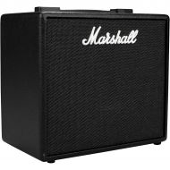 Marshall},description:The Marshall CODE 25W 1x10 combo combines the Marshall legacy with state-of-the-art technology, culminating in a potent little amp that taps into all the tone