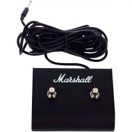 Marshall},description:Two-way footswitch with LEDs. Heavy-duty steel construction makes this a must-have for any gigging guitarist.