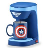 Marvel Captain America 1-Cup Coffee Maker