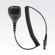 Motorola PMMN4022 Remote Speaker Microphone with Ear Jack