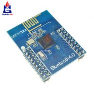 Muccus CORE51822 Bluetooth 4.0 2.4 GHz Wireless Module NRF51822 Blue Expansion Board Module