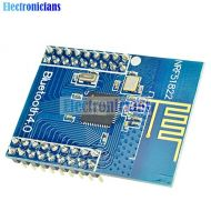 Muccus CORE51822 BLE4.0 Bluetooth 2.4 GHz Wireless Module NRF51822 Communication Board RF Controller 2-3.6V