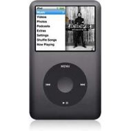 Music Player iPod Classic 6th Generation 120gb Black Packaged in Plain White Box