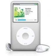 Music Player iPod Classic 6th Generation 80gb Silver Packaged in Plain White Box