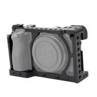 NICEYRIG A6400 A6300 A6000 Camera Cage with 1/4 Thread and Cold Shoe