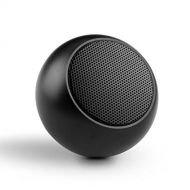 NTSElectronics Mini Wireless Speaker with Hands-free Mic with Remote Shutter Lightweight Compact Black for Net10 Huawei Pronto - Net10 LG Google Nexus 5 - Net10 LG Lucky - Net10 LG Optimus Fuel -