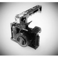 Shootvilla Cage for SONY Alpha A6000 A6300 ILCE-6000 6300 NEX-7 top handle
