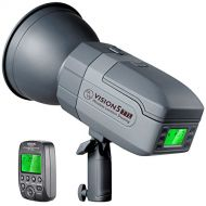 Neewer Vision5 400W TTL for Canon HSS Outdoor Studio Flash Strobe with 2.4G System and Wireless Trigger, Lithium Battery (up to 500 Full Power Flashes), German Engineered, 3.96 Pou