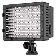 Neewer NEEWER CN-216 216PCS LED Dimmable Ultra High Power Panel Digital Camera  Camcorder Video Light, LED Light for Canon, Nikon, Pentax, Panasonic, SONY, Samsung and Olympus Digital SL