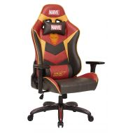 Neo Chair Licensed Marvel Avengers Iron Man Superhero Ergonomic High-Back Swivel Racing Style Desk Home Office Executive Computer Video Gaming Chair with Headrest and Lumbar Support, Neo Cha