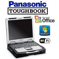 Netbook Panasonic Toughbook Laptop - CF-31 - Intel Core i5 2.6GHz CPU - New 1TB Hard Drive - 12GB DDR3 - 13.1 Touchscreen Display - DVD/CD-RW - WiFi - Win 7 Pro + MS Office
