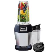 Ninja BL450 Blender, BlackSilver (Certified Refurbished)
