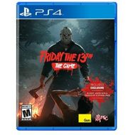 Nintendo Friday The 13th: The Game for PlayStation 4