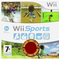 Nintendo Refurbished Wii Sports Game With Tennis Bowling Golf Games