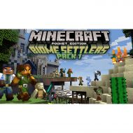 Minecraft: Wii U Edition DLC - Biome Settlers Skin Pack 1, Nintendo, WIIU, [Digital Download], 0004549666139