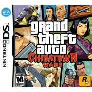 Nintendo DS GTA CHINATOWN WARS CDN