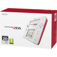 Nintendo Handheld Console 2Ds - WhiteRed