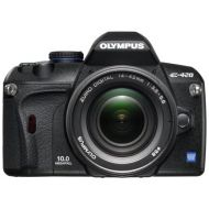 Olympus Evolt E420 10MP Digital SLR Camera with 14-42mm f3.5-5.6 Zuiko Lens