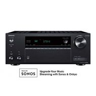 Onkyo TX-NR585 7.2 Channel Network AV Receiver Black