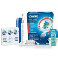 Oral-B Pro SmartSeries Power Rechargeable Electric Toothbrush with Bluetooth Connectivity ,...