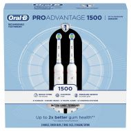 Oral B 116149 Proadvantage 3000 2 Pack + 3 Brush