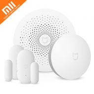 [직배송][추가금없음]Original Xiaomi Smart Home Security Kit Human Body Sensor Gateway 2 Window Door Sensor Wireless Switch Plug App Controller
