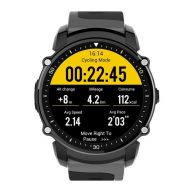 Leegoal Original FS08 Professional GPS Bluetooth Wearable Devices Smart Watch Hombre Smartwatch Android iOS Compass Waterproof IP68