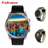 Volemer Original KW99 Android 5.1 Smart Watch 3G MTK6580 8GB Bluetooth SIM WIFI Phone GPS Heart Rate Monitor Wearable Devices PK KW88
