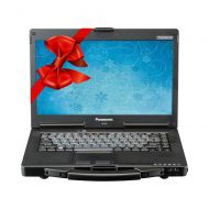 Performance Panasonic Toughbook CF-53 Laptop, Intel i5-2520M 2.5GHz, 8GB RAM, 500GB SSD, Windows 10, Touchscreen (Renewed)