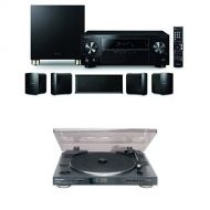 Pioneer 5.1 ch Home Theater Pkg & Turntable (HTP-074 and PL990)