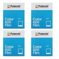 4 x Polaroid Originals 4670 Instant Color Film for Polaroid 600 Type Cameras