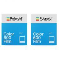 2 Pack Polaroid Originals 4670 Instant Color Film for 600 Type Cameras
