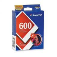 Polaroid 600 Instant Film, 10 Exposure - 4 Pack