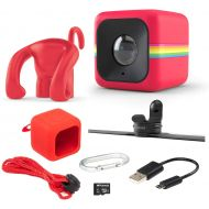Polaroid Cube Act II  HD 1080p Mountable Weather-Resistant Lifestyle Action Video Camera & 6MP Still Camera wImage Stabilization, Sound Recording, Low Light Capability & Other Up